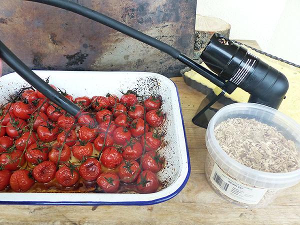 comment fumer les tomates ?