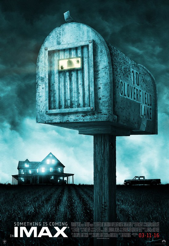 10 Cloverfield Lane - Poster 2