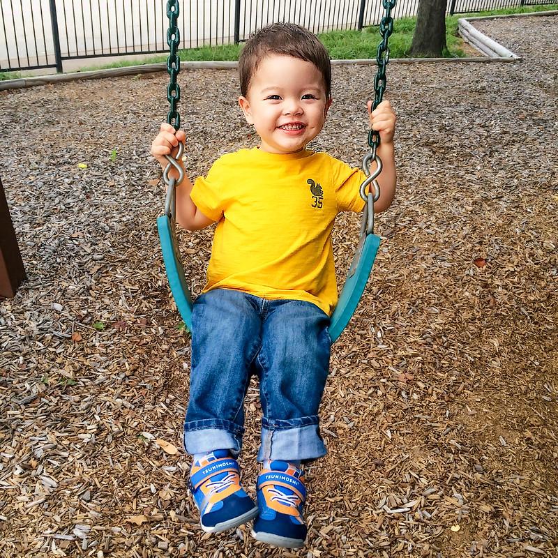 cute & little blog | dylan swing