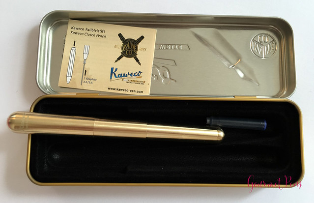 Review Kaweco Supra Fountain Pen @AppelboomLaren (1)