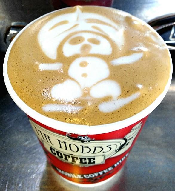 Latte Art Play #LatteArt  #Art #Cafe #Coffee