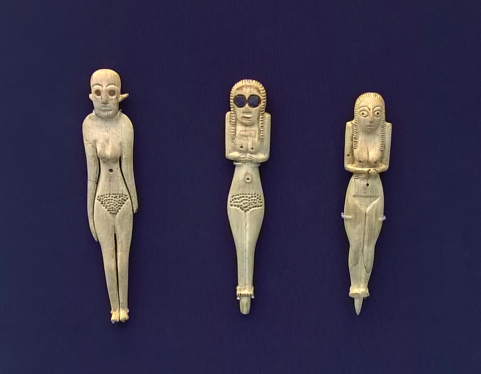 Ancient Egyptian Sugababes