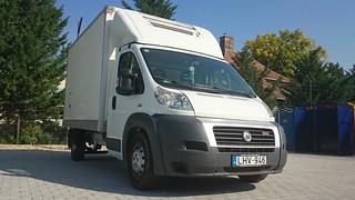 Ha megbízható hűtős teherautót bérelne, válasszon minket! Kínálatunkban biztosan megtalálja a legmegfelelőbb hűtős teherautót!