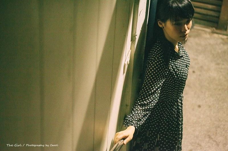 紙上電影 / The Girl-2