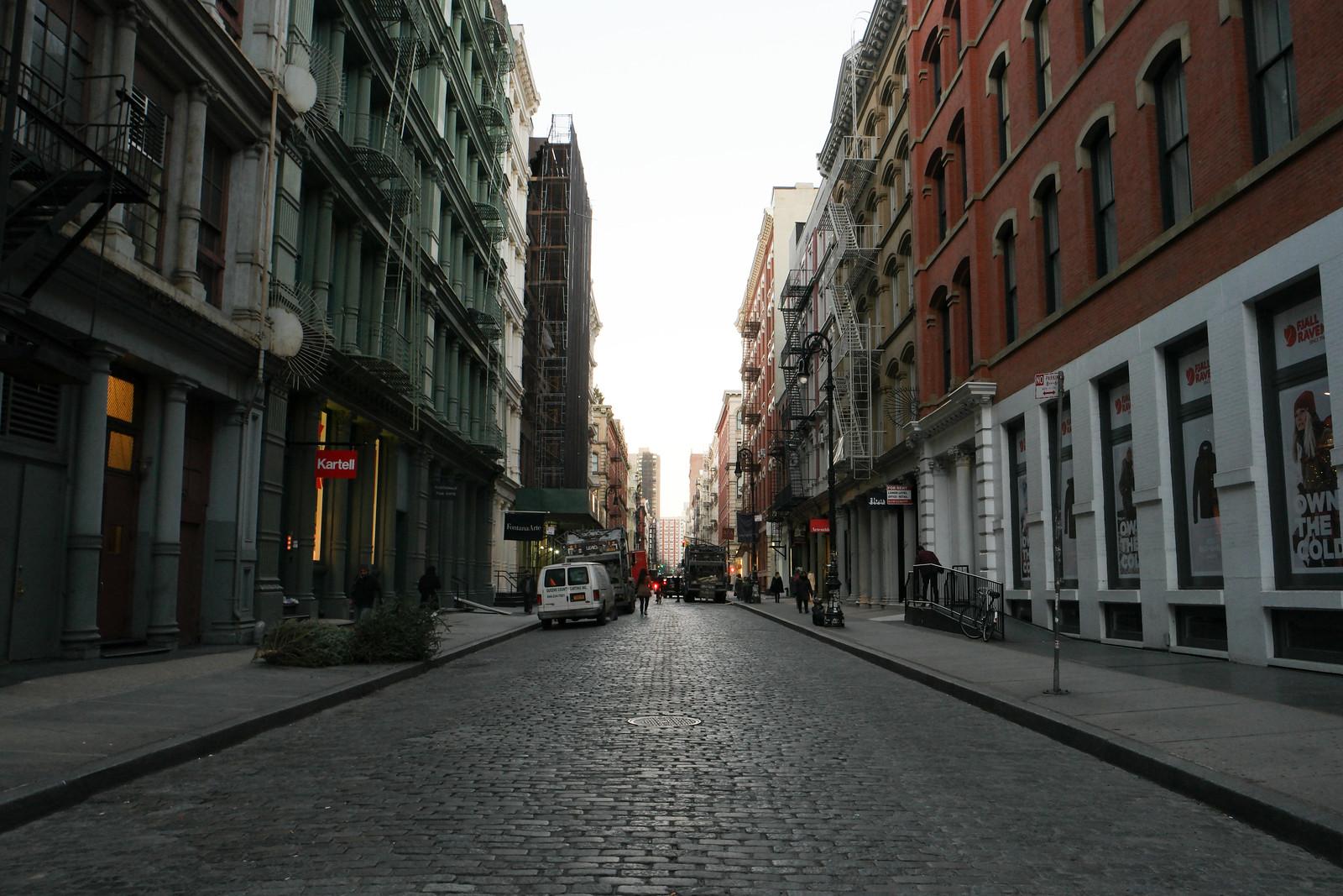 Empty NYC