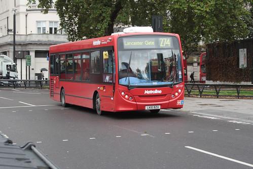 Metroline DE1151 LK10BZU