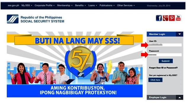 Check SSS Loan Eligibility