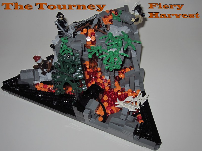 The Tourney Round 1 Fiery Harvest