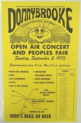 09/02/73 Donnybrooke Open Air Concert & People's Fair @ Donnybrooke Racetrack, Brainerd, MN (CANCELLED)