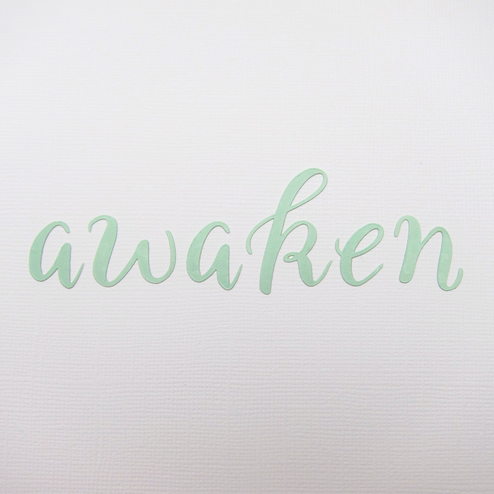 Awaken - One Little Word 2016