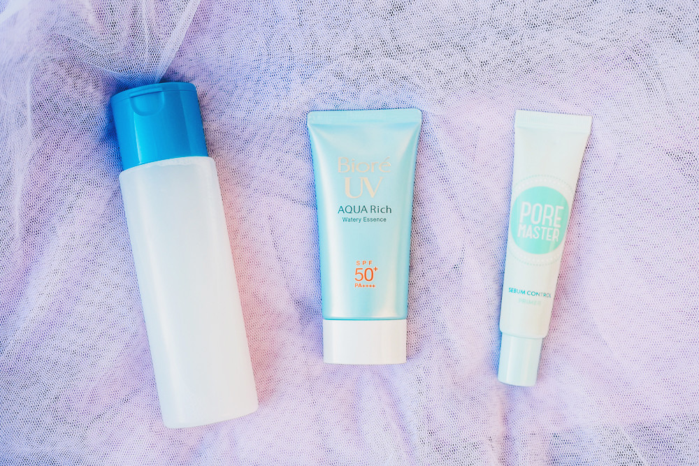 recent makeup and skincare acquisitions | chainyan.co