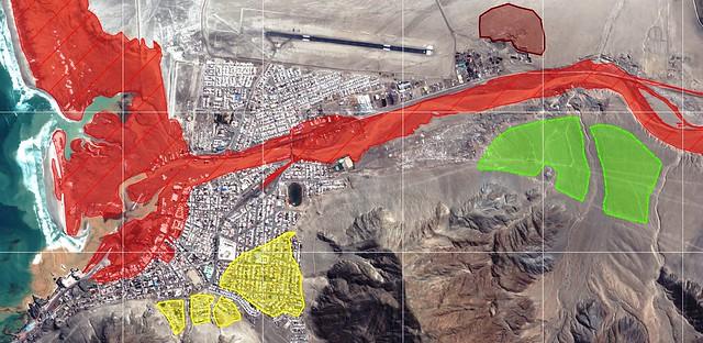 Mapas de aluviones