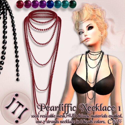 !IT! - Pearliffic Necklace 1 Image