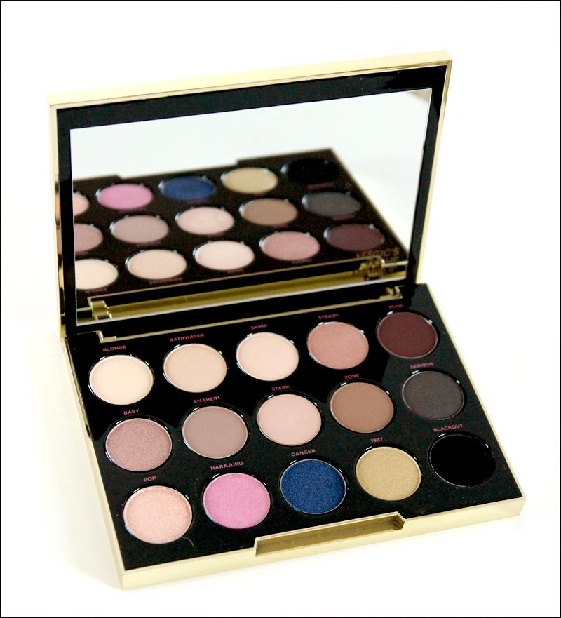Urban Decay Gwen Stefani eyeshadow palette1