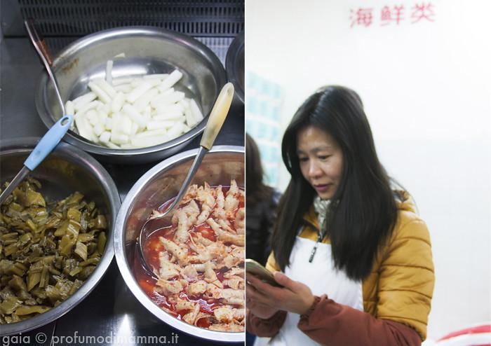 In gastronomia