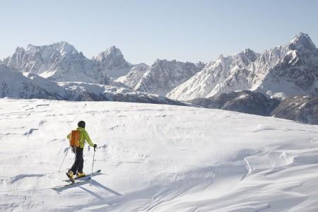 Skialpinismus v Tyrolsku