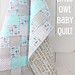 Little Owl Baby Quilt by Elaine McCardel