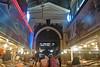 Santiago - Mercado Central entrance