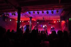 Buenos Aires - Cafe Tortoni tango show