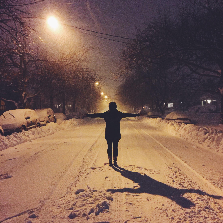 Winter Storm Jonas 2016.