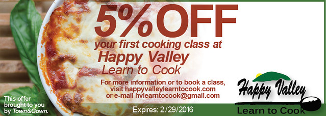 HV Learn to Cook Web Coupon