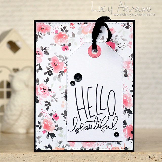 Hello beautiful by Lucy Abrams