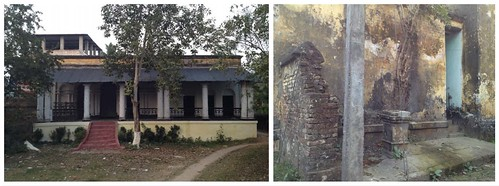 Thakur Dalan in Ancestral House of Netaji Subhas Chandra Bose in Shubashgram, West Bengal, India