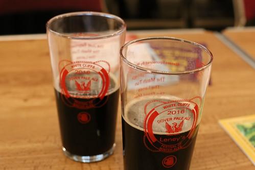 23rd White Cliffs Winter Ale Festival, Dover
