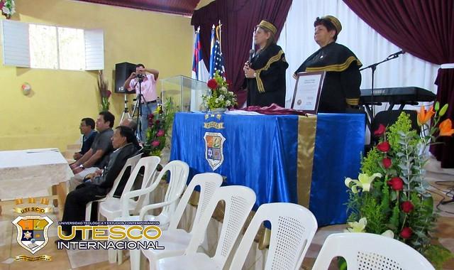 Graduación en Chiapas México 23-1-16