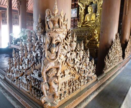 M16-Mandalay-Quartier des moines-Monastere (4)