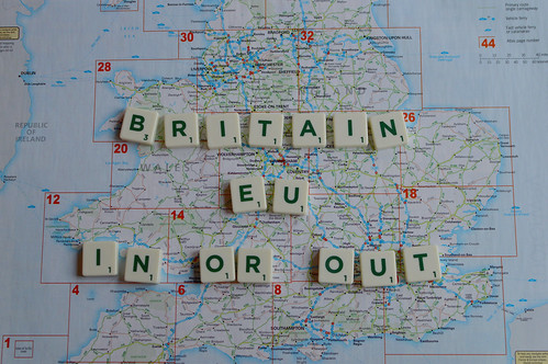 Britain Eu - In or Out?