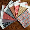 Granny's Rock Garden collection. I will be cutting these into fat quarters and giving them to my #sewsouth friends in March.  This is just one of the collections I will be gifting. Can't wait to see what you'll make! #surfacedesign #surfacepattern #surfac