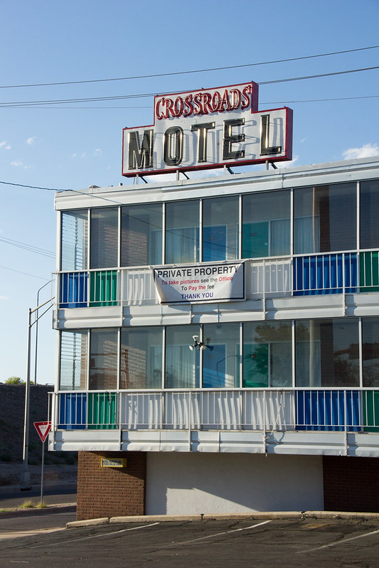 Breaking Bad kuvauspaikat, Albuquerque: Crossroads Motel