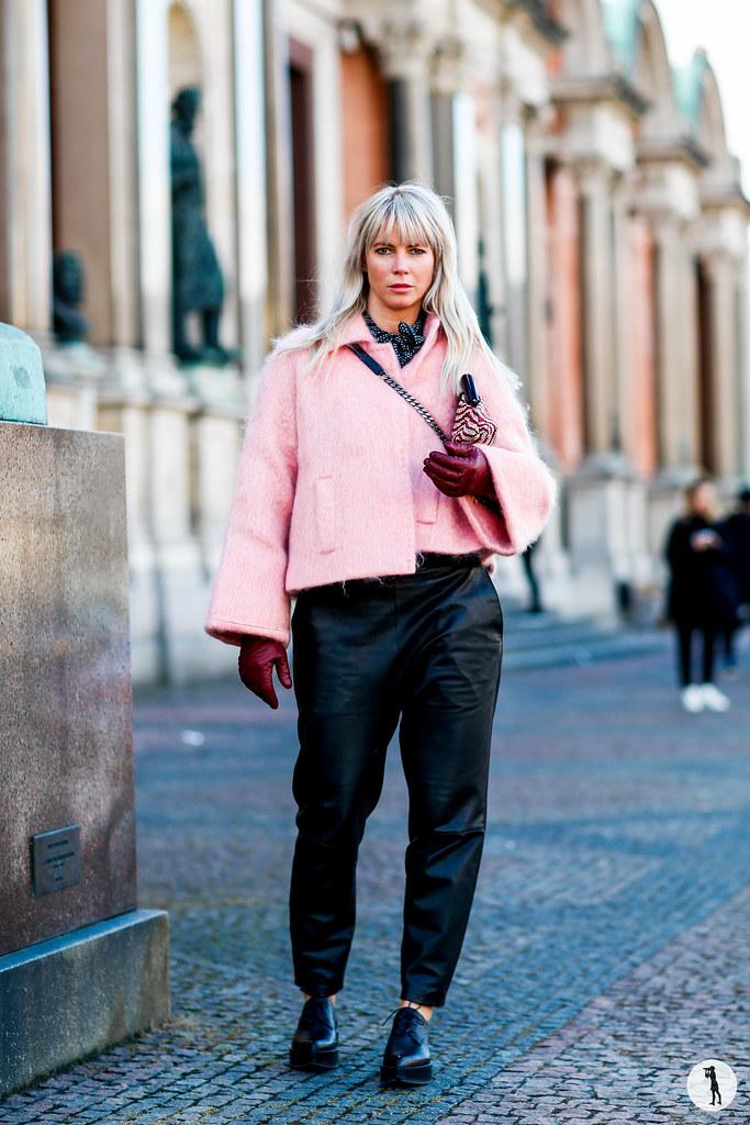 Jenny Hjalmarson Boldsen - Copenhagen Fashion Week FW16-17