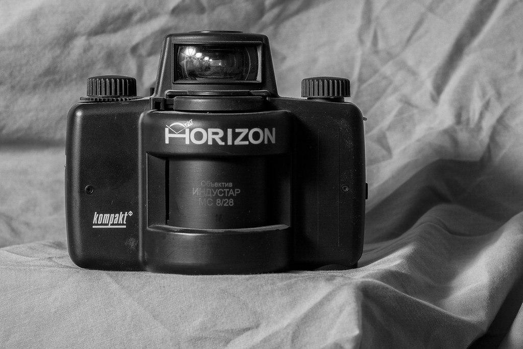 CCR - Review 33 - Lomography Horizon Kompakt