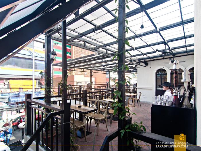Tambayan Hostel Manila Gastrobar