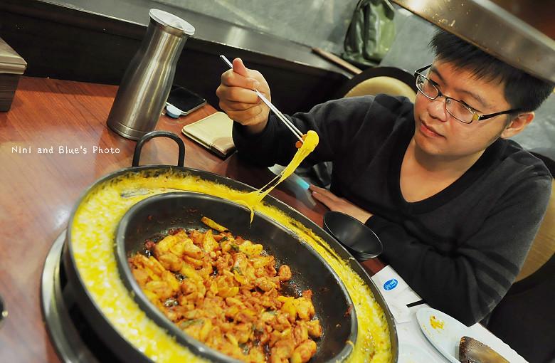 柳家韓式料理公益路29