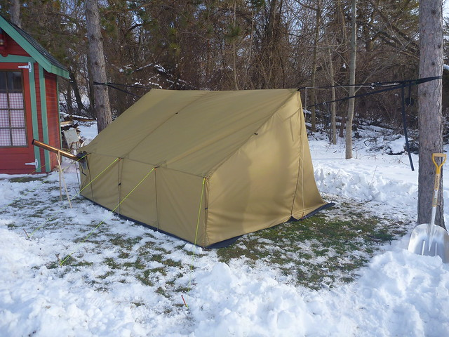 & Hammock Hot tent and stove | Bushcraft USA Forums
