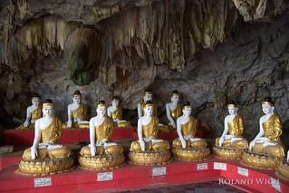 Hpa An - Bayin Nyi Cave