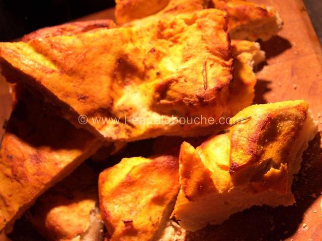 Penne Saumon Moules Crevettes Croûte de Pain  © Ana Luthi  003