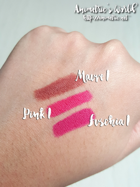 Maybelline Lip Gradation Review