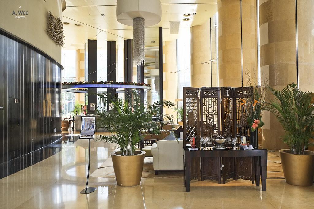 Main lobby