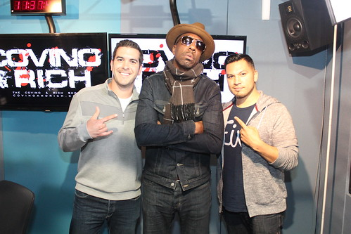 JB Smoove returns to the Covino & Rich Show