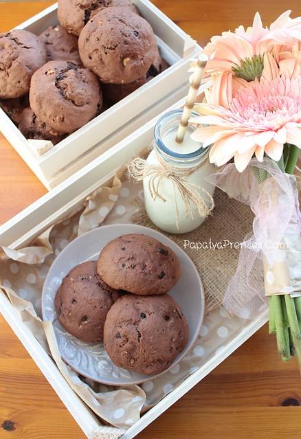 portakallı çikolatalı kurabiye 009