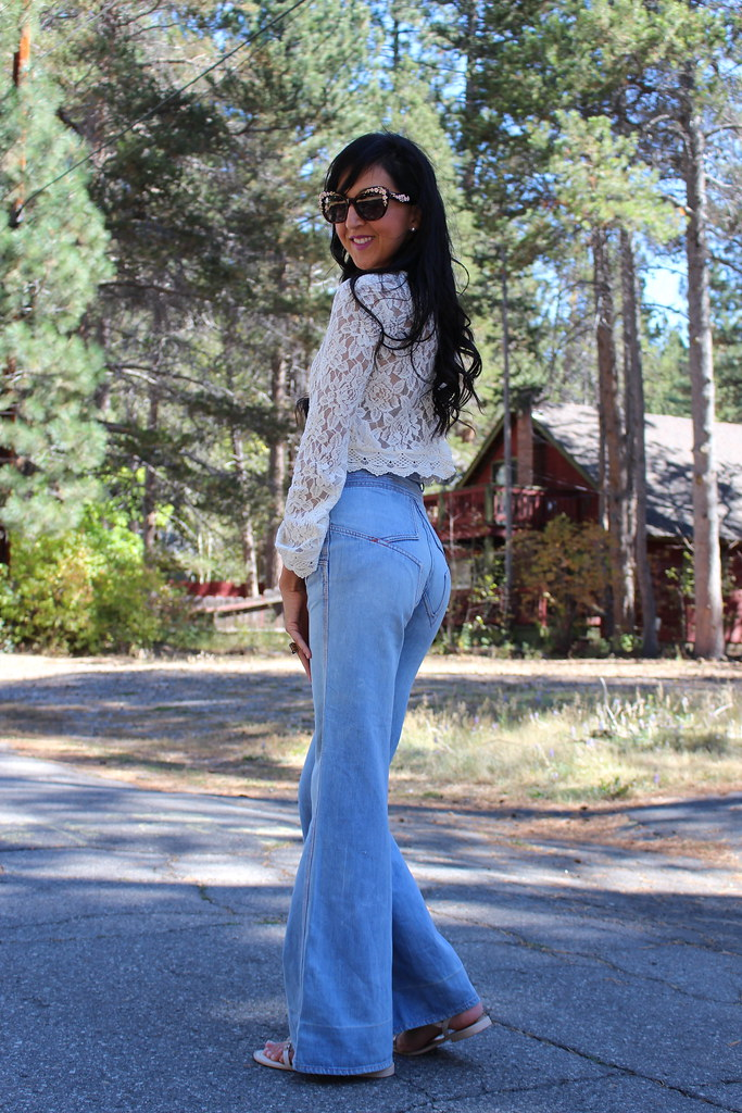 Flares and Lace 4