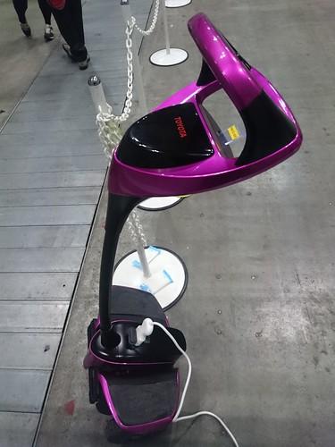 Partner Robot Winglet