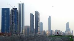Panorama - Skyline, Abu Dhabi