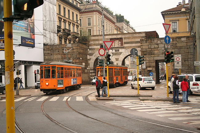 Tranvías. © Paco Bellido, 2006