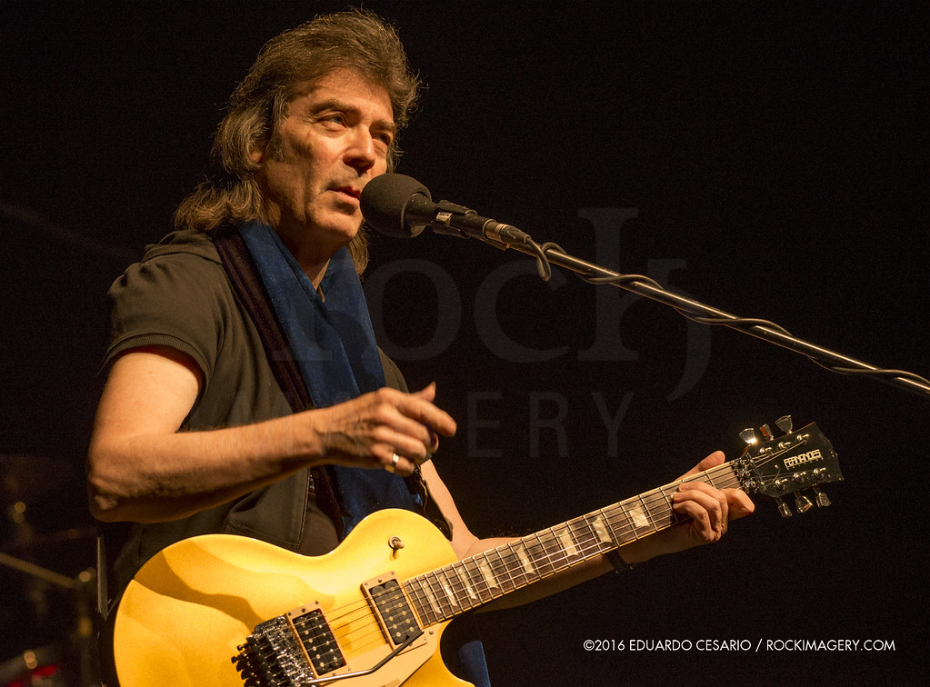Steve Hackett - Acolyte To Wolflight with Genesis Revisited