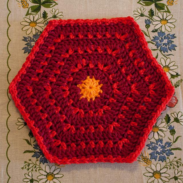 Crochet Hot Pads